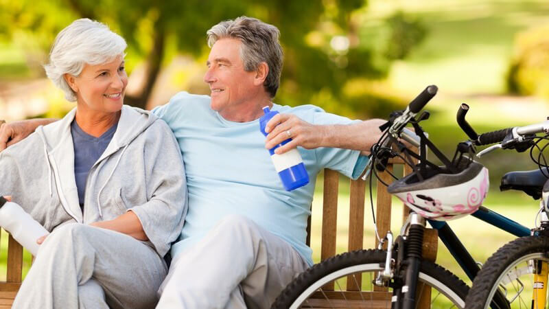 Hinweise zur richtigen Lenker- und Satteleinstellung und Körperhaltung