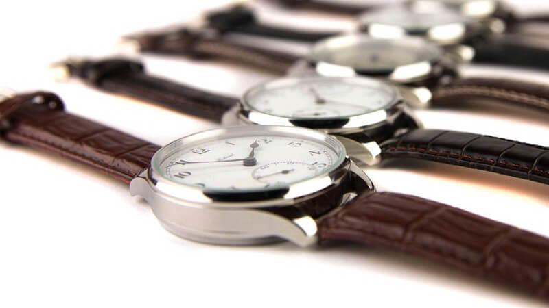 Nur noch wenige Attribute machen einen geschlechtspezifischen Unterschied bei Uhren erkennbar