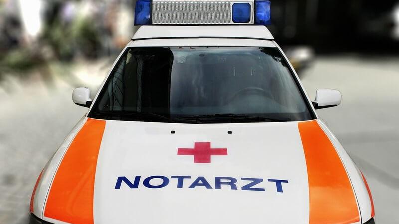 In welchen Bereichen Notärzte/Notärztinnen arbeiten und was sie machen