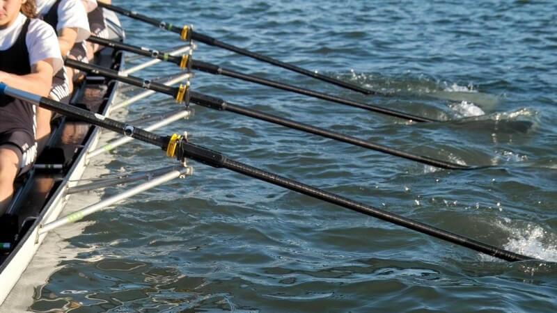 Richtig rudern lernen - die effizienten Ruder-Techniken