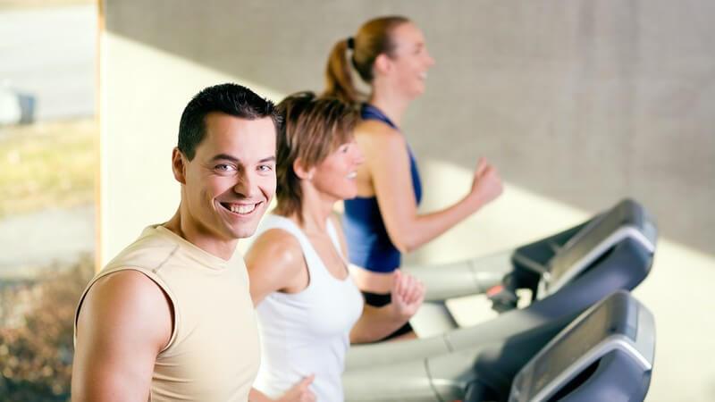 Effektives Workout: Belastung und Entspannung im Wechsel