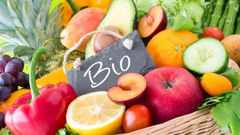 Bioprodukte sind hochpreisiger und werden mittlerweile in fast allen Supermärkten angeboten