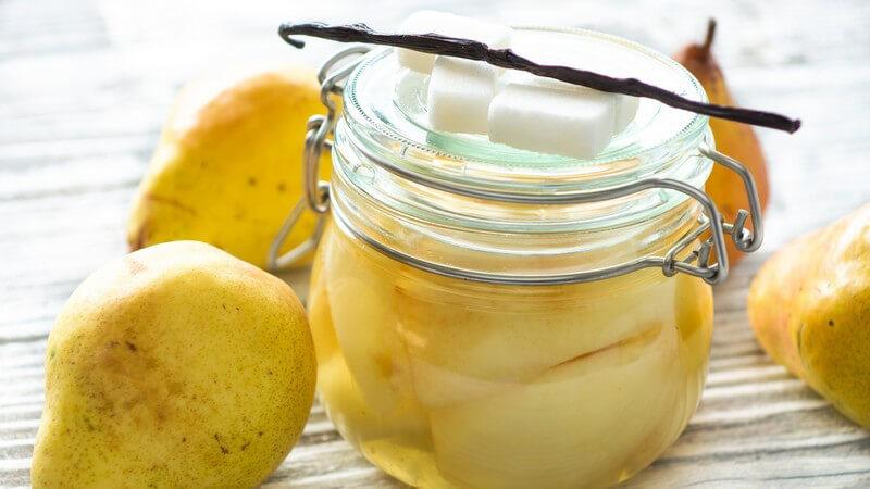 Die Früchte kann man pur essen oder in zahlreichen Gerichten verarbeiten