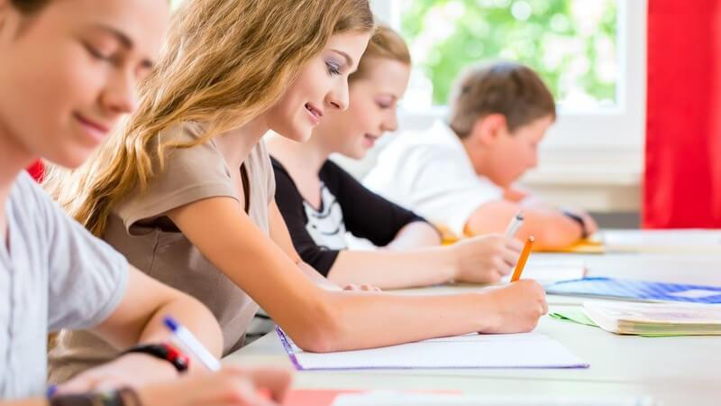 Merkmale eines guten Gymnasiums und der Ablauf des Wegs zum Abitur
