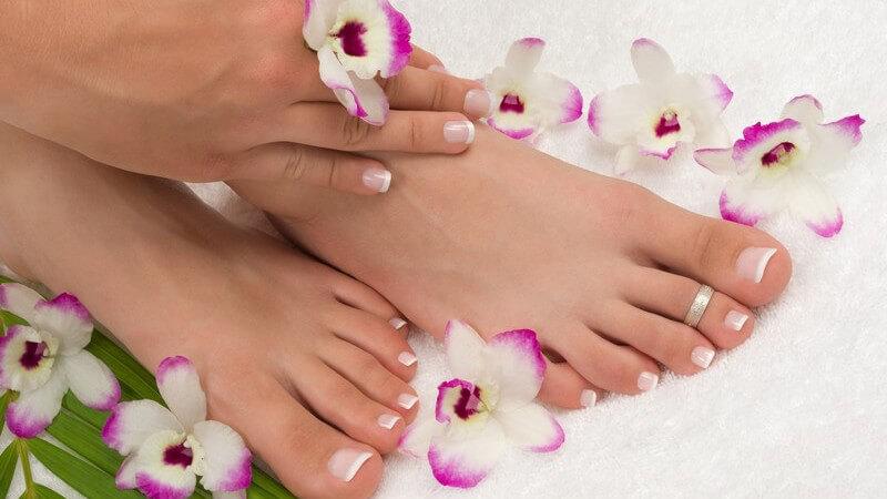 Wissenswertes zur kosmetischen und medizinischen Fußpflege