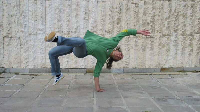 Körper, Geist und Seele in einer harmonischen Einheit - der Rhythmus der Musik entscheidet über Art und Geschwindigkeit der Capoeira