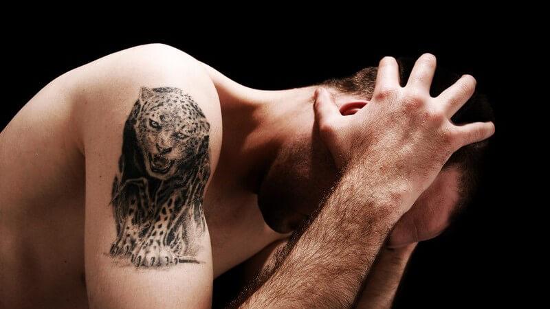 Motive brust tattoo männer 30 geniale